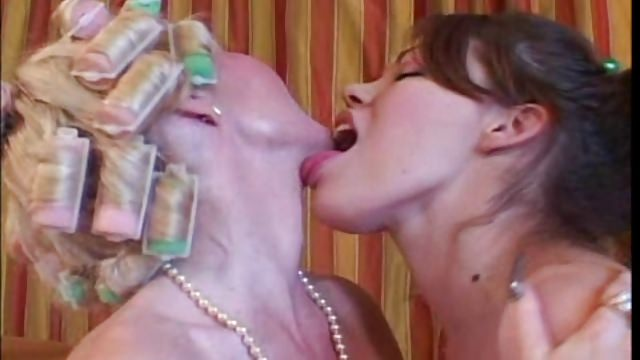 Older Mom & Youthfull Teenager – Mother Tears Up Prior To Her Rendezvous