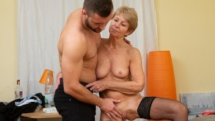 Mature4k Maid Is Middle-aged And Lassie Is Dude's Kind So He Heads Screwing Mature